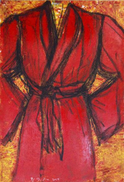 Jim Dine, 'It's a Drawing, It's a Print', 2013