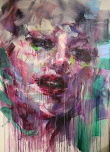 Bahri Genc, 'Green Trace', 2015