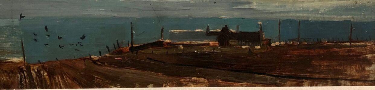 Joan Eardley, 'North East Coast, Catterline'