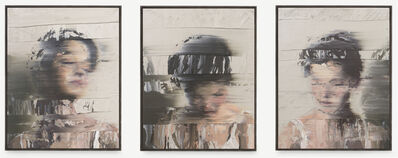 Andy Denzler, 'Portrait of Pascal', 2020