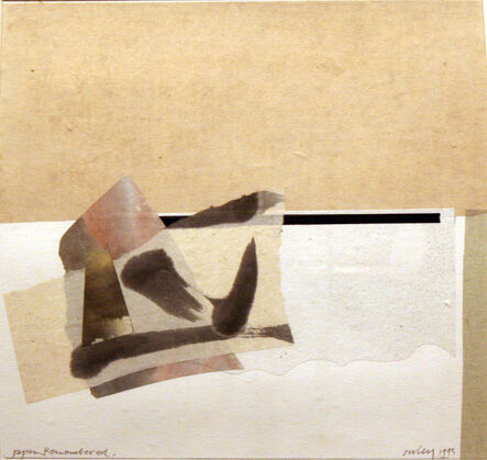 Toni Onley, 'Japan Remembered ', 1995