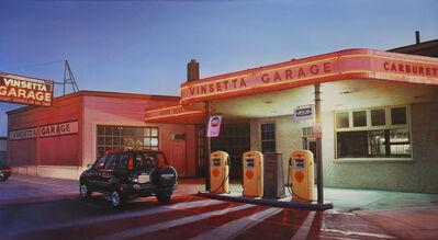 Robert Gniewek, 'Vinsetta Garage at Dusk', 2020-21