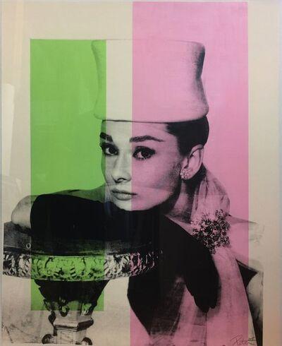 Peter Tunney, 'Audrey Hepburn', 2015