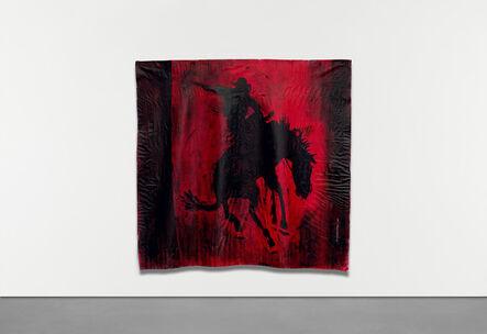 Richard Hambleton, 'Horse and Rider', 2005