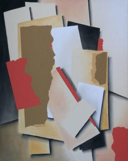 Sophia Vari, 'Rythme de printemps', 2011