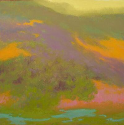 Richard Mayhew, 'Above and Beyond', 2009
