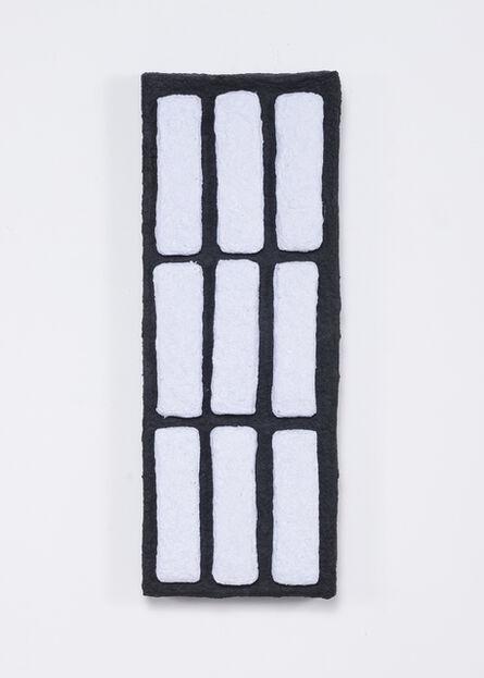 Mohammed Ahmed Ibrahim, 'White Lines', 2017