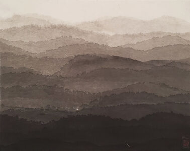 Minjung Kim, 'Grey Mountain', 2007
