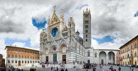 Giovanni Pisano, 'Siena Cathedral', 13th century
