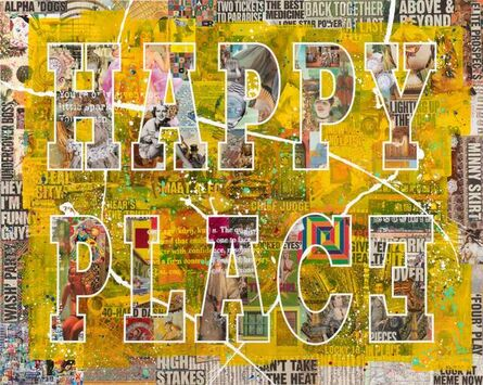 Peter Tunney, 'HAPPY PLACE', 2021