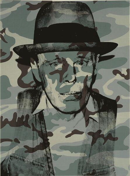 "Andy Warhol, 'Joseph Beuys in Memoriam (from the portfolio ""For Joseph Beuys"")', 1986"