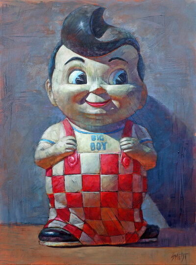 Gordon Smedt, 'Big Boy', 2017