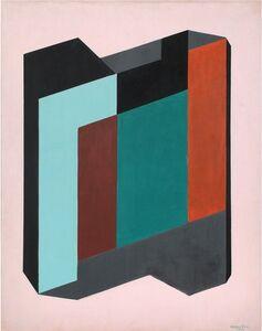 Cícero Dias, 'Immobile (Motionless)', 1958