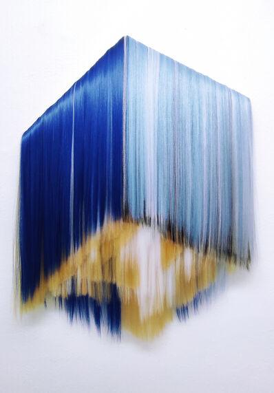 Hiva Alizadeh, 'Untitled (light blue)   ', 2021