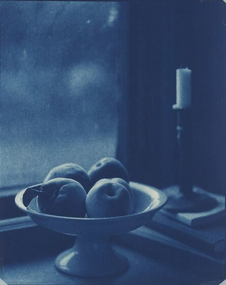 John Dugdale, 'Peaches in Ironstone Bowl, Stone Ridge, NY', 1996