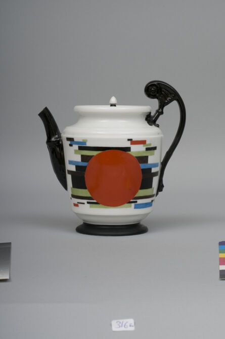 Nikolai Mikhailovich Suetin, 'Coffee pot', 1923
