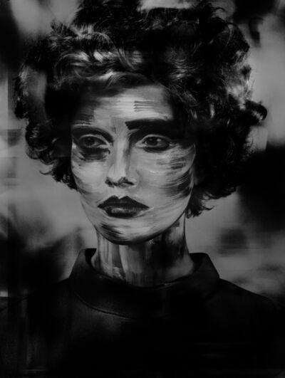 Valérie Belin, 'Lady Stroke', 2017