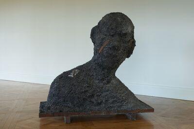 Zhang Huan, 'Ash Head No. 26', 2007
