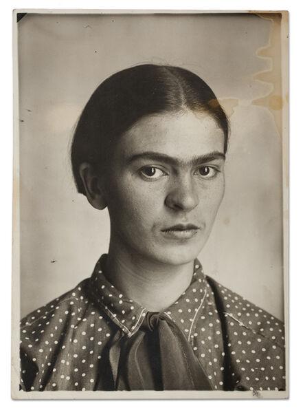 Unknown, 'Frida Kahlo', 1926
