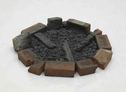 Gavin Turk, 'Burnt Out', 2008