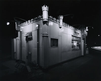 George Tice, 'White Castle, Route 1, Rahway, NJ', 1973