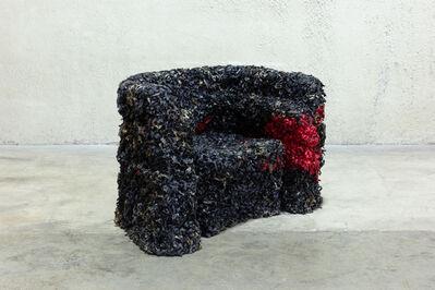 Gaetano Pesce, 'Seaweed Chair', 1991