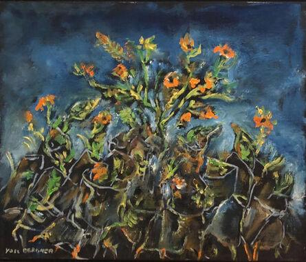 Yosl Bergner, 'Wildflowers', 2016