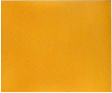 Perle Fine, 'Sunscape', ca. 1970