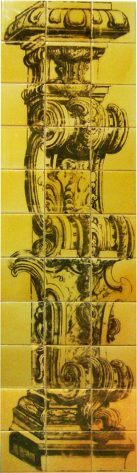 Alejandro Somaschini, 'Column (serie Arquivo Carpe Diem)', 2011