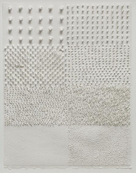 Lars Christensen, 'White Structure / Manual #2', 2014