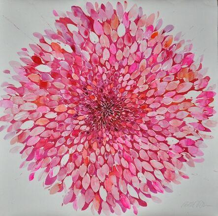 Idoline Duke, 'Big Pink Flower', 2013