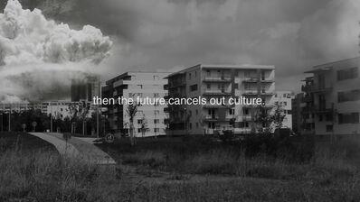 Václav Magid, 'Nature vs Culture vs Future', 2016