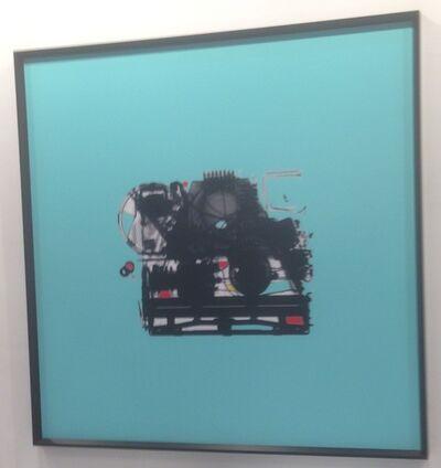 Dopamine Collective, 'Camera Obscura No. 3', 2012