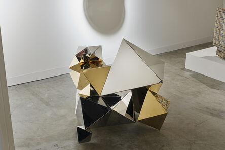 Aranda\Lasch, 'Metal Low Chair | Primitives Series', 2014