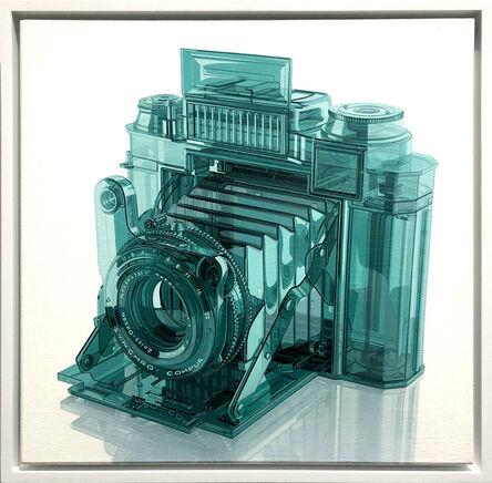 Jeff Bartels, 'Vintage Zeiss Ikon in Glass', 2020