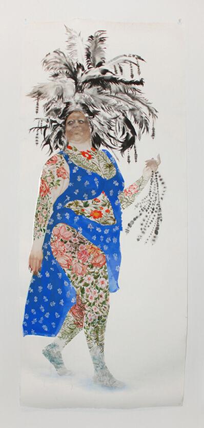 Firelei Báez, 'Demetrea', 2011