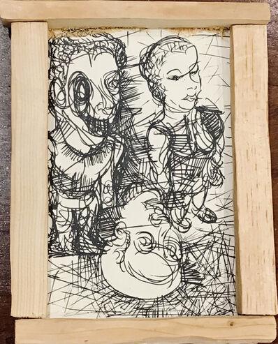 Alex Kukai Shinohara, 'New York City Drawing No.1', 2016