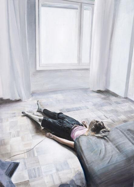 Roope Itälinna, 'Intense Gray', 2018