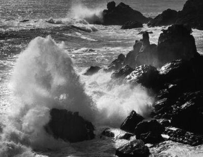 Ansel Adams, 'Storm Surf, Timber Cove, California', 1960