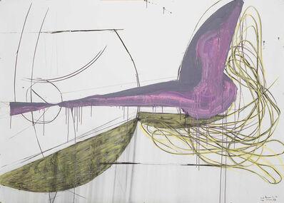Nuno Ramos, 'Série Anjo e Boneco (60)', 2013