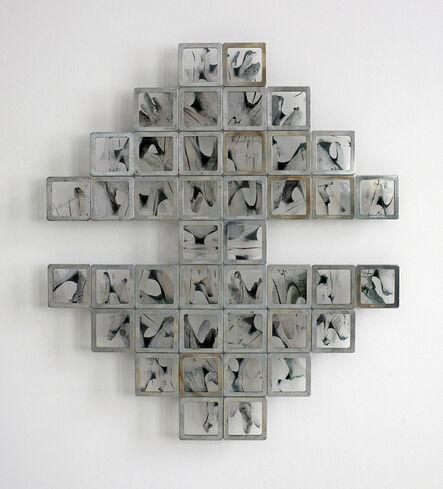 Alan Bur Johnson, 'Murmur: Cinquain', 2012