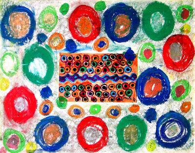 Pacita Abad, 'Marbles', 1996
