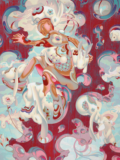James Jean, 'COTTONTAIL (BTS SEVEN PHASES)', 2021