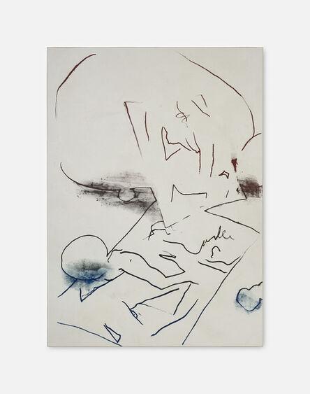 Béla Pablo Janssen, 'Schwerkraft als Problem der Malerei', 2017-2019