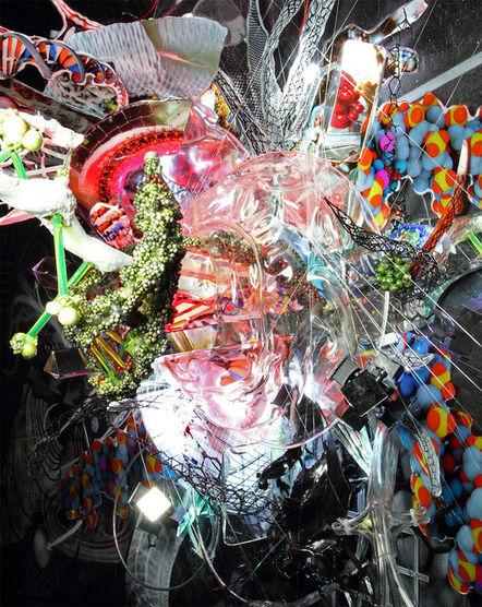 dNASAb, 'Higgs Boson God Particle #2', 2012