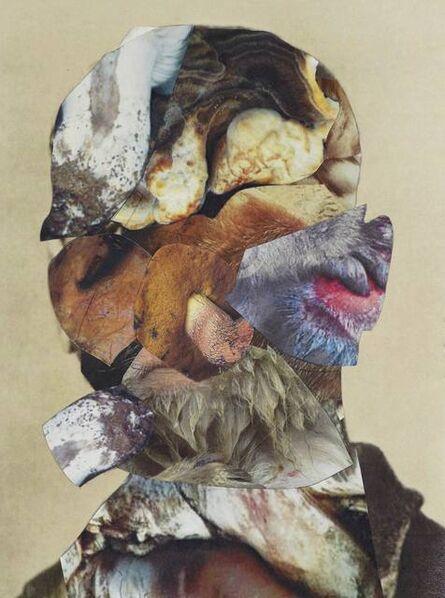 "Adrian Ghenie, 'Study for ""Pirosmani""', 2018"