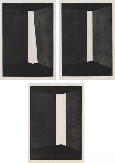 James Turrell, 'First Light (Columns)', 1989-1990