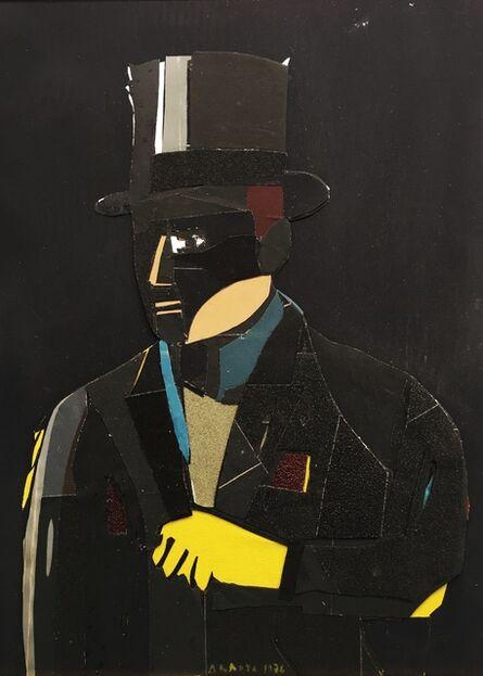 Eduardo Arroyo, 'Ramoneur', 1976