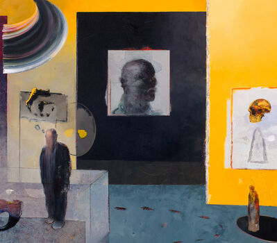 Richard T Smith, 'The Curator', 2017