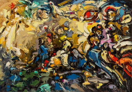 "Jordan Manasijeski, '""Gift for the giving birth mother""', 2012"